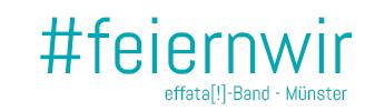 #feiernwir Logo