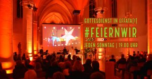 Sonntagsgottesdienst @ effata[!] / Martinikirche