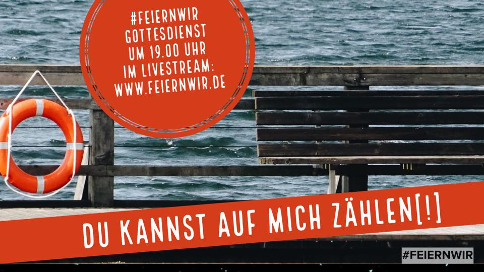 Livestream #feiernwir in effata[!] Münster