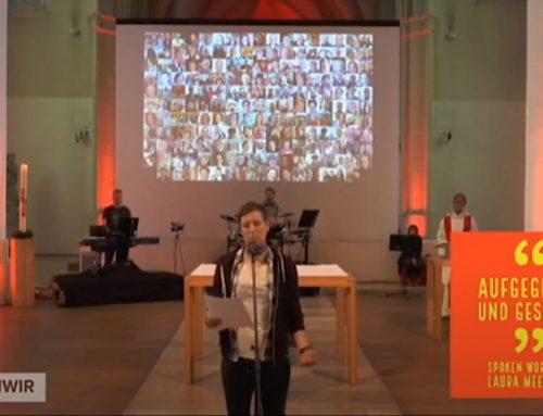 gerufen und gesandt | Spoken Word von Laura Meemann zu Pfingsten